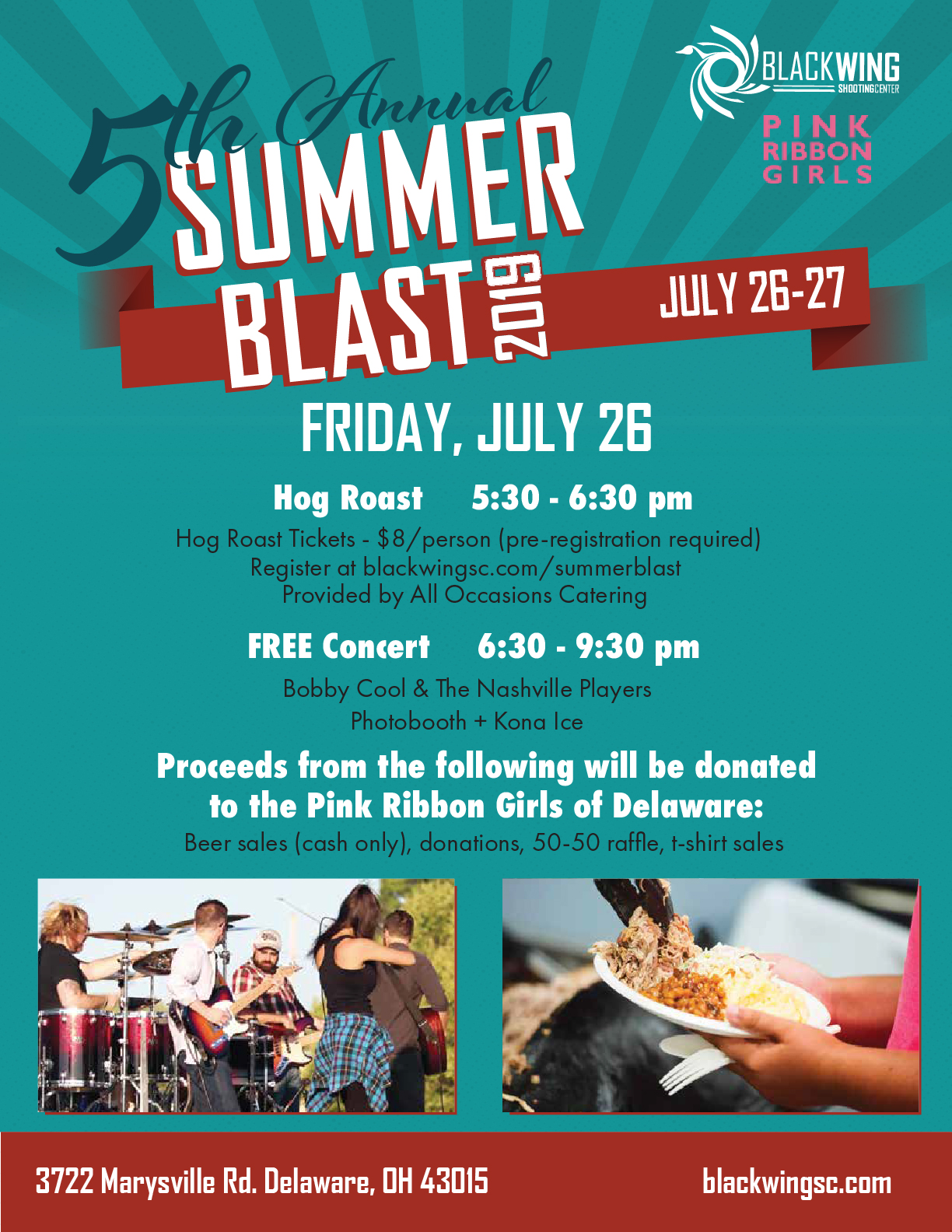Summer Blast Friday