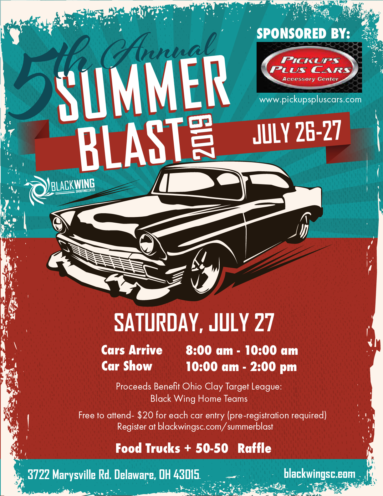 Summer Blast Saturday